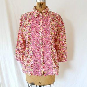 Robert Graham blouse